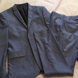 Men's H&M skinny fit suit